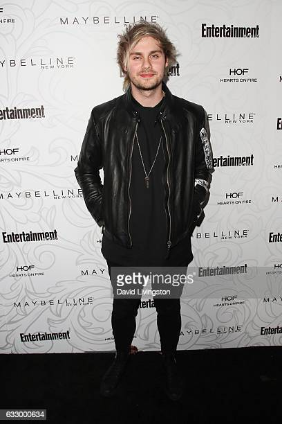 Musician Michael Clifford arrives at the Entertainment Weekly celebration honoring nominees for The Screen Actors Guild Awards at the Chateau Marmont...