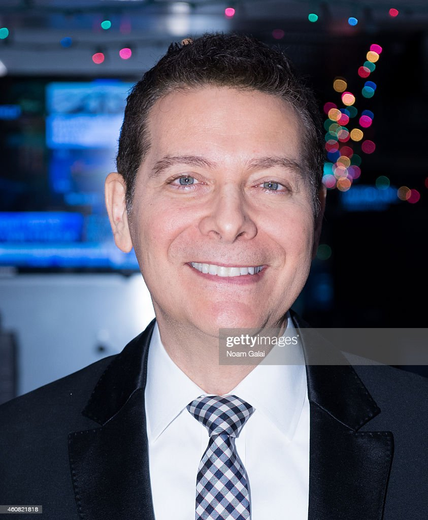 Michael Feinstein Rings The NYSE Closing Bell