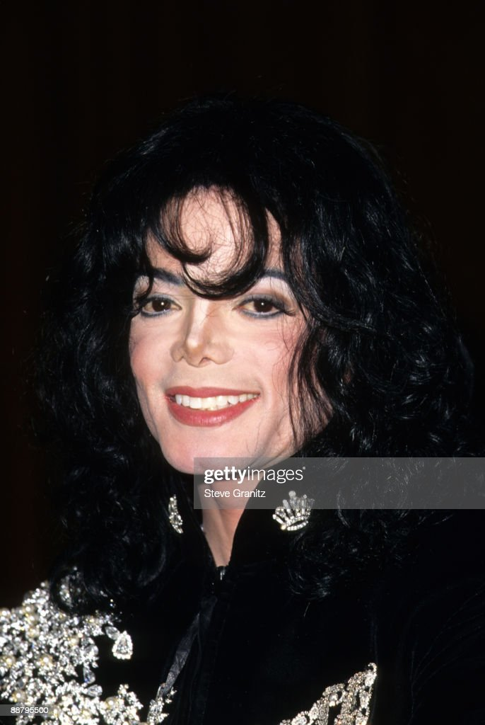 Musician Michael Jackson attends 'Happy Birthday, Elizabeth Taylor: A Celebration of Life' held at the Pantages Theatre on March 16, 1997 in Los Angeles, California.