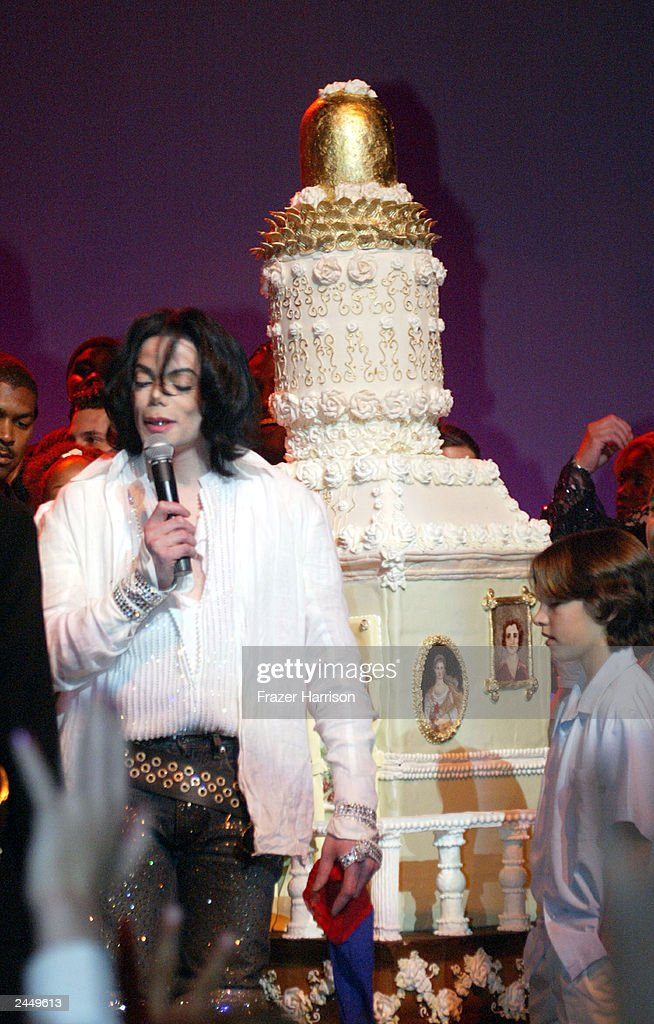 Michael Jackson Birthday : News Photo