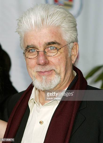 Musician Michael McDonald arrives at the MusiCares 2005 Person of the Year Tribute to Brian Wilson at the Palladium on February 11 2005 in Hollywood...