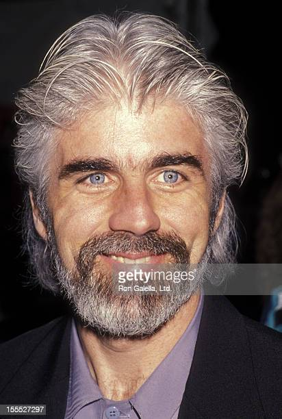 Musician Michael McDonald attends Roy Orbison Tribute Concert on February 24, 1990 at the Universal Ampitheater in Universal City, California.