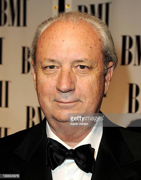 Musician Michael Nesmith arrives at the 2010 BMI Film and Television Awards at the Beverly Wilshire Hotel on May 19 2010 in Beverly Hills California