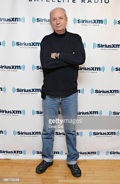Musician Michael Nesmith vists the SiriusXM Studios on April 16 2013 in New York City