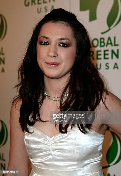 Musician Michelle Branch attends Global Green USA's 5th Annual Pre Oscar Party raising awareness about smart climate solutions and benefiting the...