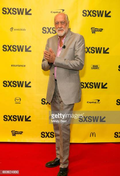 Musician Mick Fleetwood attends 'Conversation With Mick Fleetwood' during 2017 SXSW Conference and Festivals at Austin Convention Center on March 15...