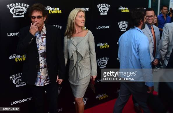 Musician Mickey Thomas of the Jefferson Starship and guest