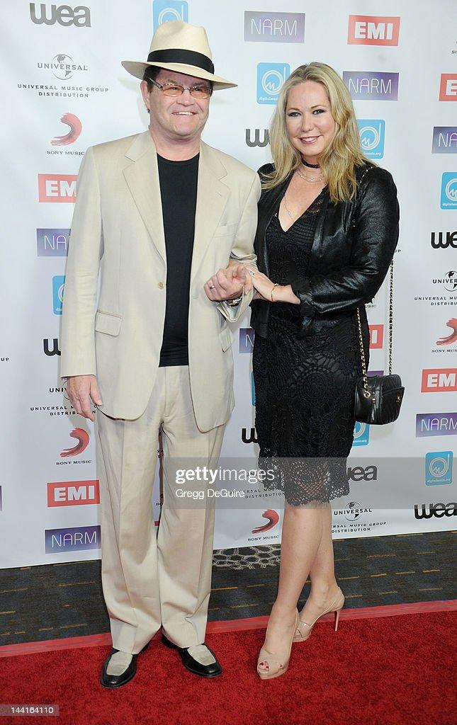 NARM Music Biz 2012 Awards Dinner Party And Red Carpet : Foto jornalística