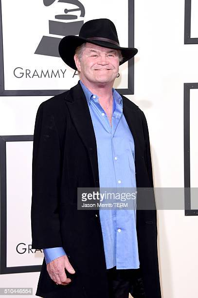 Musician Micky Dolenz of The Monkees attends The 58th GRAMMY Awards at Staples Center on February 15 2016 in Los Angeles California