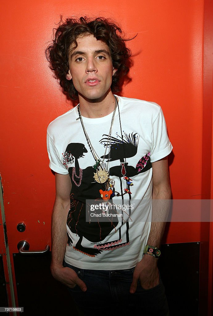 Mika In-Store Performance At Virgin Records