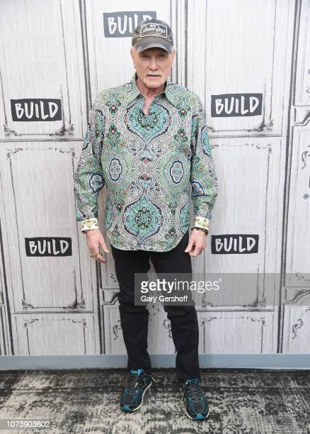 Musician Mike Love visits Build Series to discuss his new Christmas album 'Reason for the Season' at Build Studio on November 28, 2018 in New York...