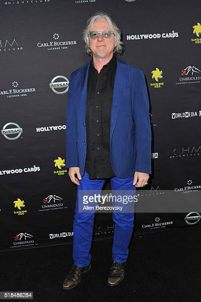 Musician Mike Mills attends the 2nd Annual Hollywood Cares Poker Invitational at OHM Nightclub on March 31 2016 in Hollywood California