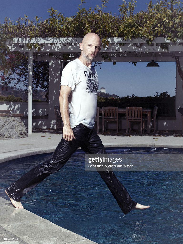 Moby, Paris Match Issue 3359, October 9, 2013