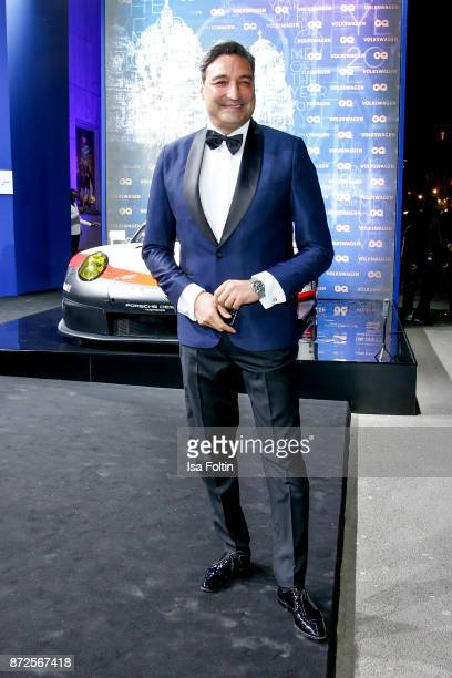 Musician Mousse T arrives for the GQ Men of the year Award 2017 at Komische Oper on November 9 2017 in Berlin Germany