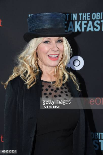 Musician Nancy Wilson attends the premiere of the HBO documentary If Youre Not In the Obit Eat Breakfast May 17 2017 at the Samuel Goldwyn Theatre in...