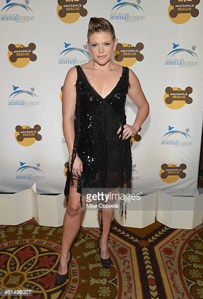 Musician Natalie Maines attends the 2013 Animal League America Celebrity gala at The Waldorf Astoria on November 22 2013 in New York City