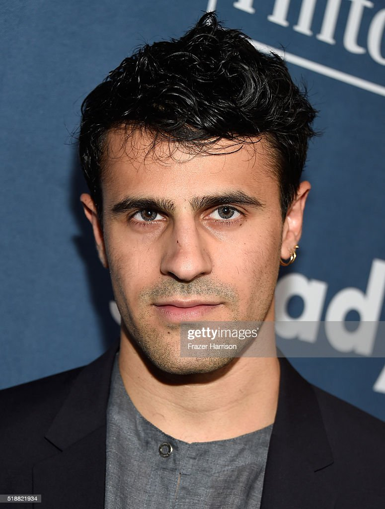 Musician Neil Amin-Smith attends the 27th Annual GLAAD ...