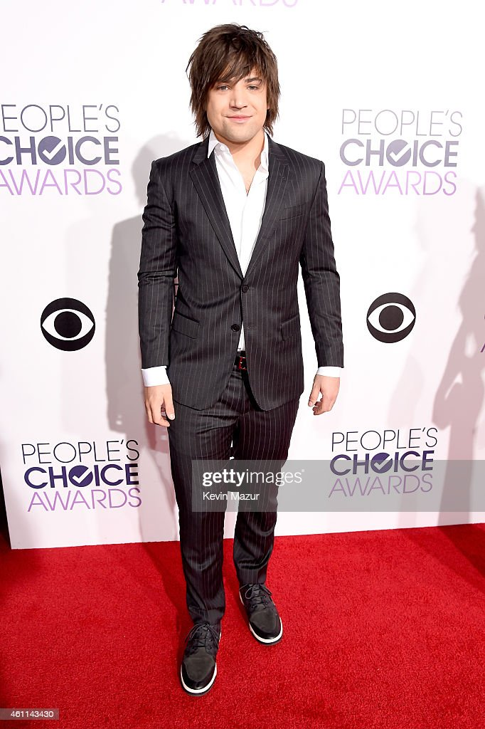 Musician Neil Perry of The Band Perry attends The 41st Annual People's Choice Awards at Nokia Theatre LA Live on January 7, 2015 in Los Angeles, California.