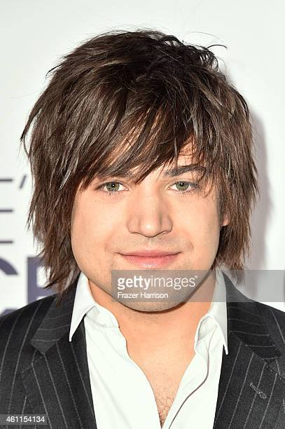 Musician Neil Perry of The Band Perry attends The 41st Annual People's Choice Awards at Nokia Theatre LA Live on January 7 2015 in Los Angeles...