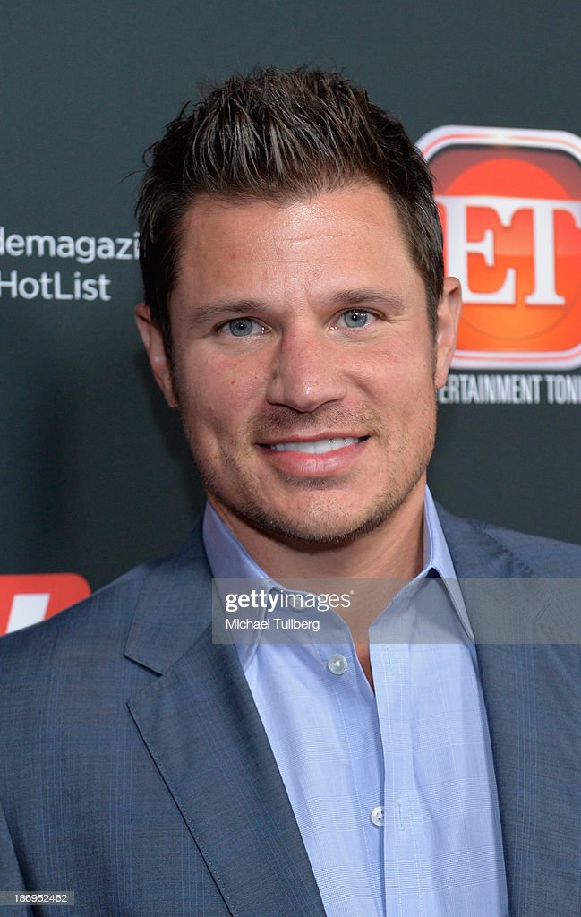 Musician Nick Lachey attends the TV Guide Magazine Annual Hot List Party at The Emerson Theatre on November 4, 2013 in Hollywood, California.
