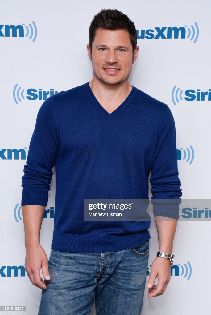 Celebrities Visit SiriusXM - April 5, 2017
