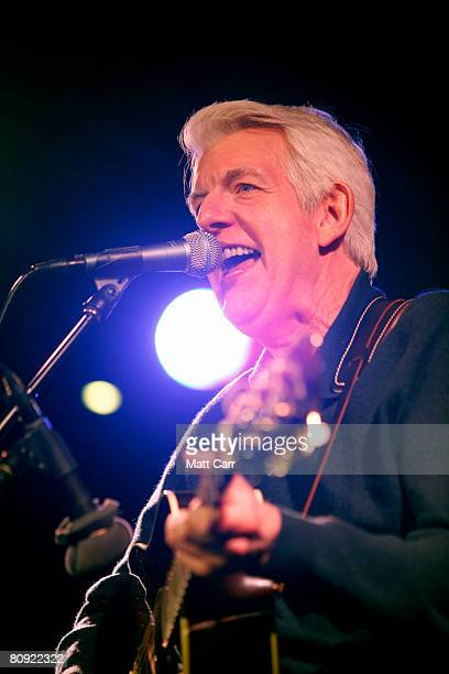 Musician Nick Lowe performs during the Tribeca ASCAP Music Lounge at the 2008 Tribeca Film Festival on April 29, 2008 in New York City.