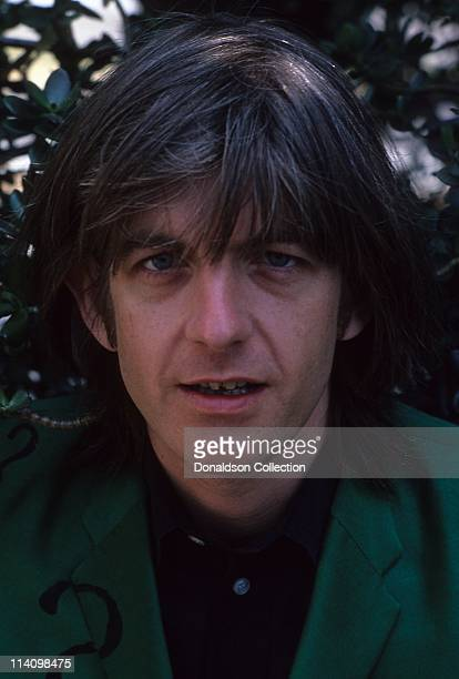 Musician Nick Lowe poses for a portrait in 1978 in Los Angeles California