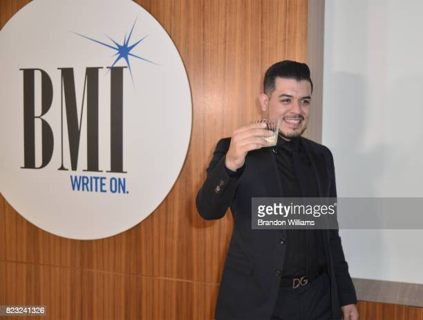 Musician Noel Torres Attends His Record Release Party For La Vida A Mi Modo