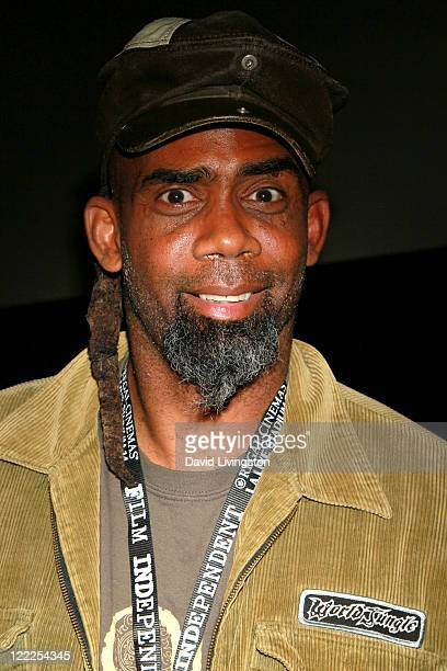 Musician Norwood Fisher of Fishbone attends the Everyday Sunshine QA during the 2010 Los Angeles Film Festival at Regal Cinemas at LA Live Downtown...
