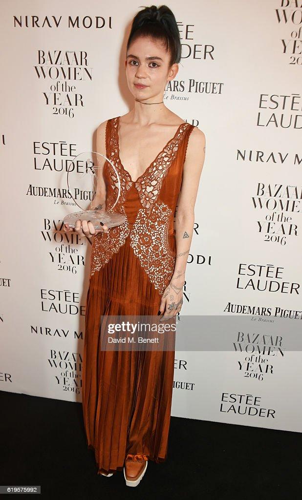 Harper's Bazaar Women Of The Year Awards 2016 - Awards : News Photo