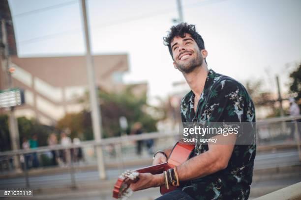 Musician on the street