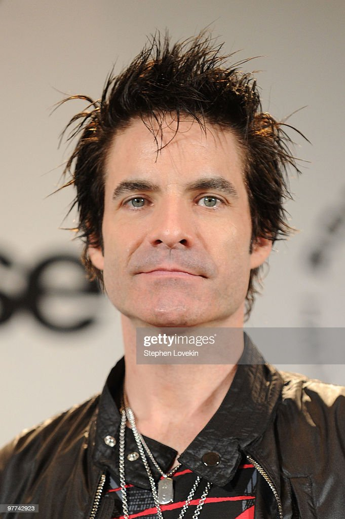 Musician Pat Monahan attends the 25th Annual Rock And Roll Hall of Fame Induction Ceremony at the Waldorf=Astoria on March 15, 2010 in New York City.