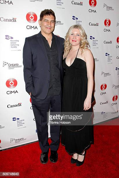 Musician Pat Smear attends Canada's Grammy Night at Raleigh Studios on February 11 2016 in Los Angeles California