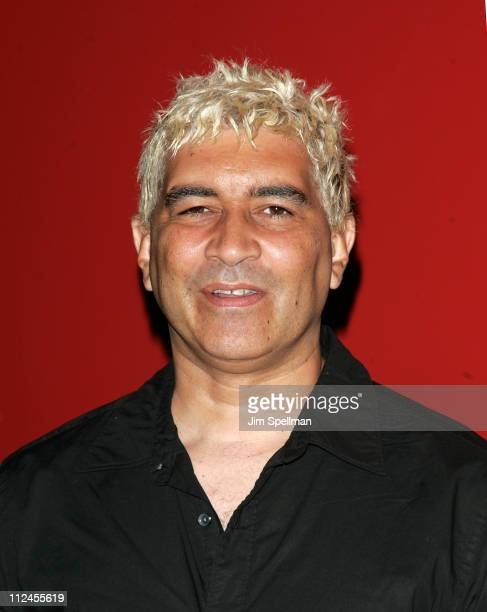 """Musician Pat Smear of The Germs attends the New York premiere of """"What We Do is Secret"""" at the Landmark Sunshine Cinemas on August 8, 2008 in New..."""