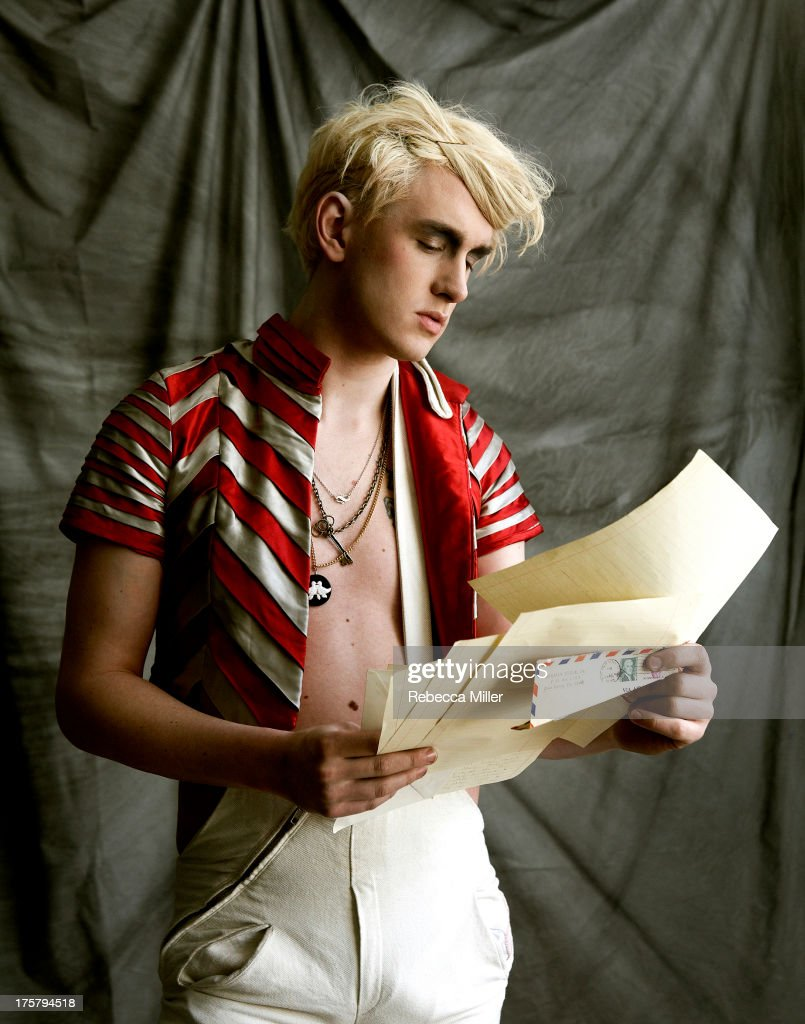 Patrick Wolf, The Stool Pigeon, July 1, 2009
