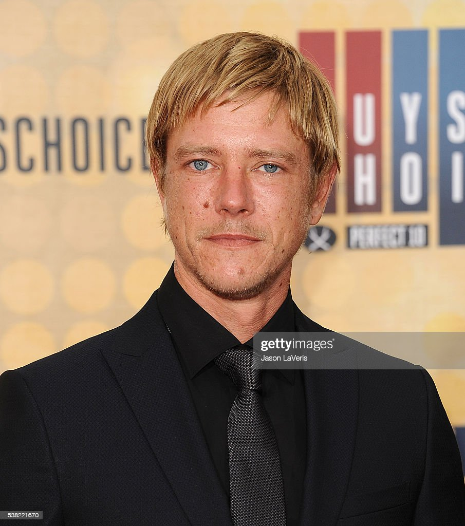 Musician Paul Banks attends Spike TV's Guys Choice 2016 at Sony Pictures Studios on June 4, 2016 in Culver City, California.