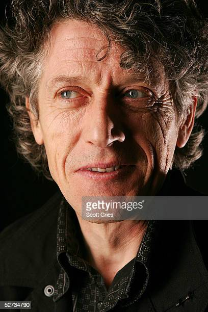 Musician Paul Buchanan poses for a portrait during the Tribeca Film Festival at the Tribeca Grand Hotel April 29 2005 in New York City