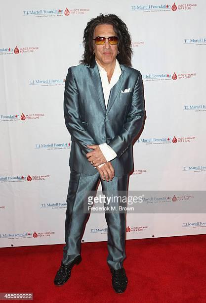 Musician Paul Stanley of KISS attends the Spirit of Excellence Awards 2014 at the Hyatt Regency Century Plaza on September 23, 2014 in Century City,...