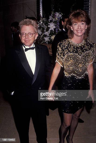 Musician Paul Williams and wife Hilda Wynn attending 'A Party for Richard Pryor' on September 7 1991 at the Beverly Hilton Hotel in Beverly Hills...