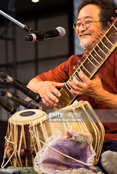 musician performing indian music - traditional musician stock photos and pictures