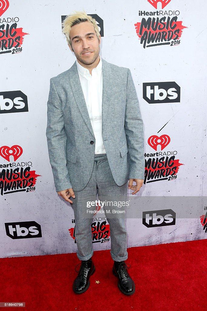 iHeartRadio Music Awards - Arrivals