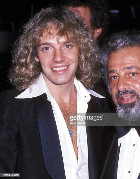 Musician Peter Frampton and celebrity manager Dee Anthony attend The City of Hope's Spirit of Life Award Dinner Salute to Clive Davis on February 24...