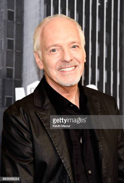 Musician Peter Frampton attends the 2017 CMT Music Awards at the Music City Center on June 7 2017 in Nashville Tennessee