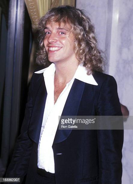 Musician Peter Frampton attends The City of Hope's Spirit of Life Award Dinner Salute to Clive Davis on February 24 1978 at Beverly Wilshire Hotel in...