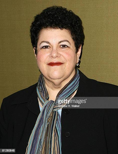 Musician Phoebe Snow attends the UJAFederation of New York luncheon honoring Women In Philanthropy at the Grand Hyatt New York May 29 2008 in New...