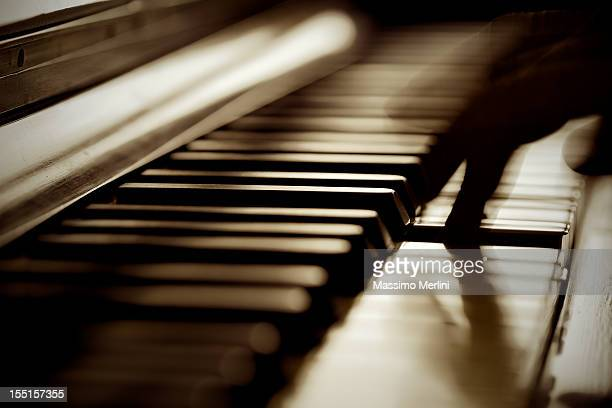 ミュージシャン再生ピアノ
