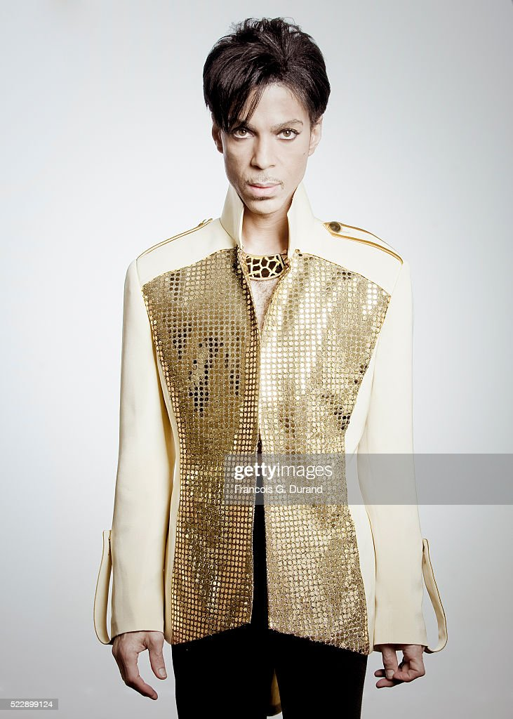 Prince - Portrait Session 2009 : News Photo