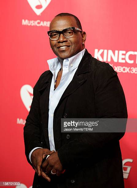 Musician Randy Jackson arrives at the 2012 MusiCares Person of the Year Tribute To Paul McCartney held at the Los Angeles Convention Center on...