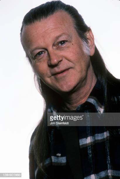 Musician Randy Meisner poses for a portrait in Los Angeles, California on April 1, 1997.