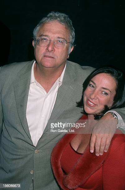 Musician Randy Newman and wife Gretchen Newman attending 11th Annual Billboard Music Awards on December 5 2000 at the MGM Grand Hotel and Casino in...
